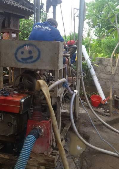 Harga Sumur Bor di Denpasar
