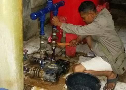Service Pompa Air Buleleng Bali