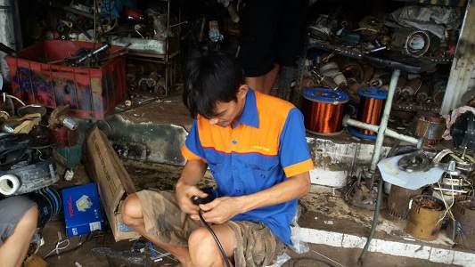 Jasa Service Pompa Air Klungkung Bali